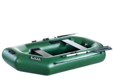 Надувная лодка Ладья ЛТ-270СТБ со слань-ковриком