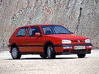 Ветровики, дефлекторы, защита окон для Volkswagen GOLF III 3d 1991-1997 \ Фольксваген Гольф 3 (31106 / 059)