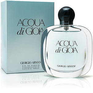 Giorgio Armani Acqua di Gioia 100 ml Женская парфюмерная вода реплика, фото 2