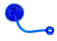 Детская игрушка йо-йо на резинке No brand Синий M21-470005, КОД: 1698386