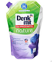 Гель для прання кольорової білизни Denkmit Colorwaschmittel Nature 1,5 л