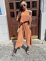 Женский костюм блуза+брюки,женские костюмы,летние костюмы
