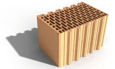 Блоки керамические Leiertherm