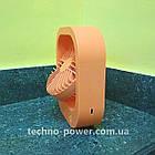 Вентилятор портативный DianDi Square настольный. Вентилятор аккумуляторный 2 скорости, фото 10