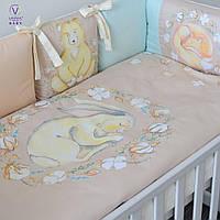 Постельный комплект для новорожденных Baby Veres Cotton touch, фото 1