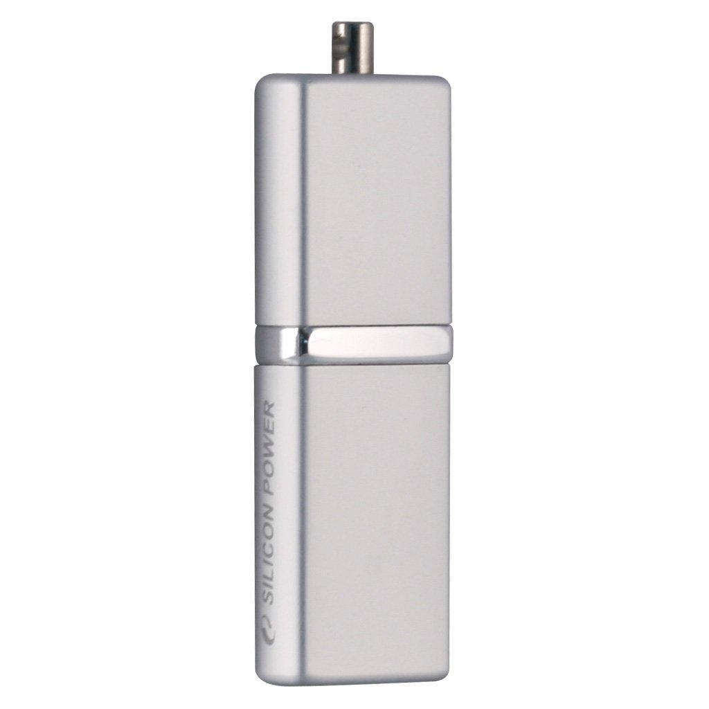 USB флеш накопитель Silicon Power 16Gb LuxMini 710 silver (SP016GBUF2710V1S)