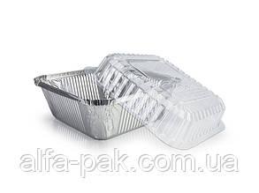 Крышка для контейнера SP84L пластиковая выпуклая