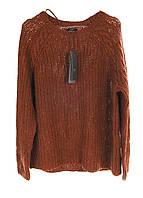 Женский пуловер ONLY  L Коричневый M18-370268, КОД: 1760645