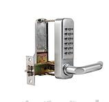 Акция! Кодовый замок Lockod для любых дверей, с нажимными ручками, фото 5