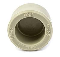 Заглушка ППР 32 для полипропиленовой трубы PPR KLD