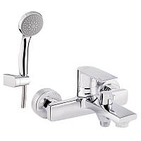 Смеситель для ванны Q-tap Estet CRM 006 QTESTCRM006NEW, КОД: 1684741