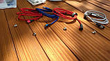 Магнитный кабель CETIHU Mikro UCB, IPhone,Туpe-c.2,5-3 Ам., фото 3