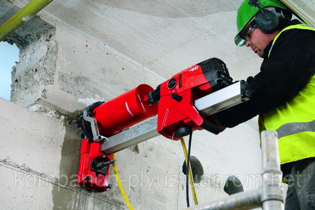 Диаметр отверстия до 500мм бурение сверление бетона кирпича