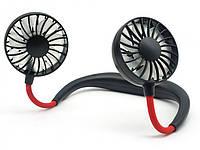 Вентилятор на шею Sport Fan Usb, фото 1