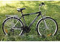 Bелосипед Azimut Gamma New 26' black