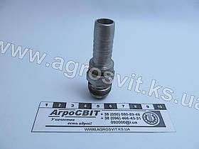 """Штуцер AGJ 3/4""""-16  (под шланг dу=12 мм.)"""