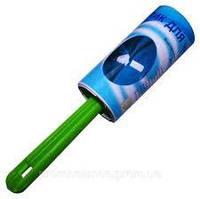 Ролик/валик для чистки одежды с ручкой 30 листов №Р-30-1