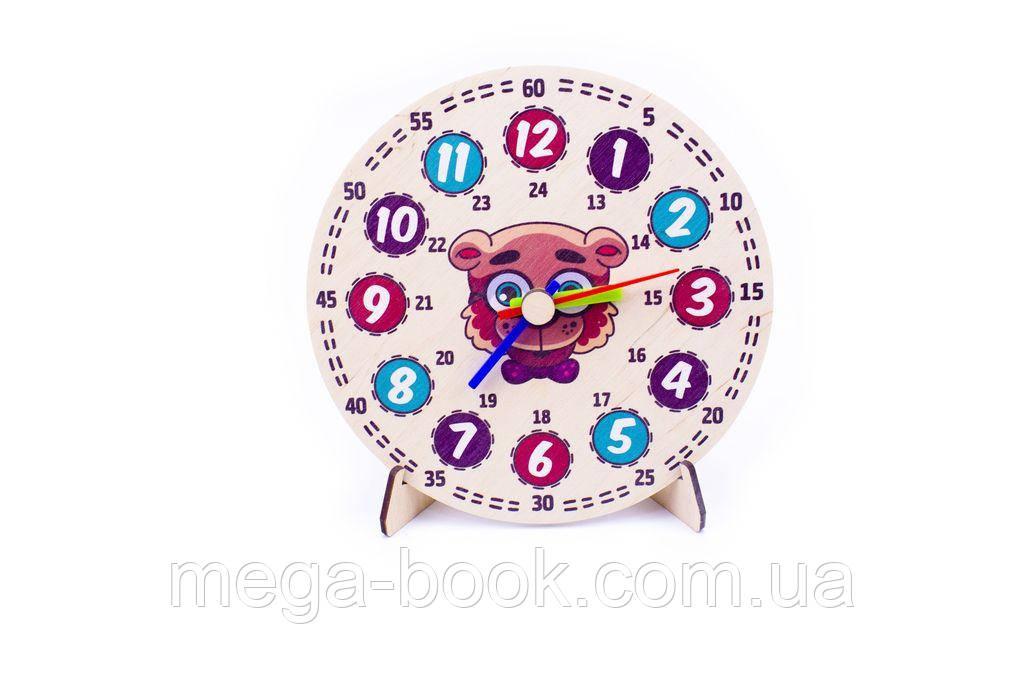 Модель демонстрационная часы «Медвежонок» 20 см