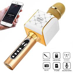 Беспроводной караоке Bluetooth микрофон KDCH KD-08S