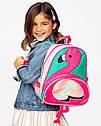 """Рюкзак для девочки SkipHop """"Фламинго"""" , рюкзачок детский Скип Хоп с фламинго ОРИГИНАЛ, фото 2"""