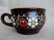 """Сільничка - чашка """"Кераміка Вишенька"""" ручної роботи"""
