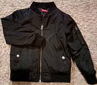 Германия. Детская ветровка фирмы TISSAIA.  Подростковая ветровка. Куртка бомбер.