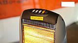 Галогеновный обогреватель 1200 WL1424 НН (инфракрасный обогреватель), фото 3