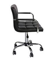 Кресло Артур КО SDM, экокожа, цвет черный