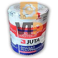 Шпагат п/п 500м/кг текс 2000 4 кг білий JUTA