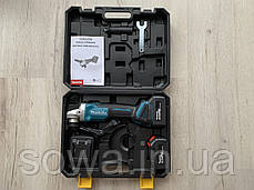 Болгарка аккумуляторная бесщеточная Makita DGA554, фото 2