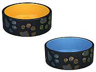 Trixie (Трикси) Jimmy Ceramic Bowl Миска для собак керамика 750 мл