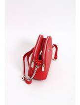 Сумка кросс-боди David Jones 6200-2Т красного цвета, фото 2