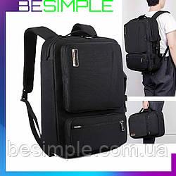 Многофункциональный рюкзак-сумка для ноутбука Socko / Рюкзак для ноутбука