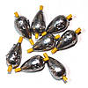 Груз Капля с кембриком скользящая 1.25г 100шт
