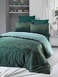Комплект постельного белья Victoria Sateen Pandora Brown 200х220 (2200000551719), фото 2