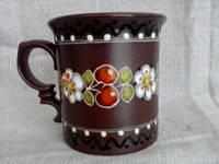 """Чaшка чайна велика """"Кераміка Вишенька"""" ручної роботи"""