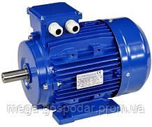 Электродвигатель 7.5 кВт, 2800 об./мин. 380V, АИР 132M4Y2