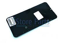 Дисплей + сенсор (модуль) Meizu Note 9 (M923) черный оригинал (Китай)