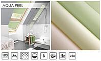 """Рулонные шторы в ванную и басейн ткань """"Аква"""""""