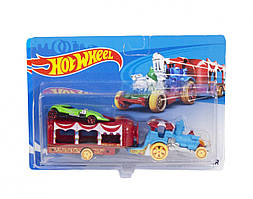 Машина Hot Wheel TRUCK  красный YG Toys