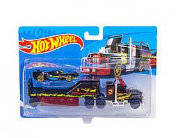 Машина Hot Wheel TRUCK черный YG Toys