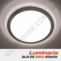 Потолочный светодиодный светильник LUMINARIA ALR-25 AC170-265V 25W 5000K (Серебристый)