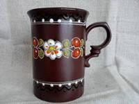 """Чaшка кофейна """"Кераміка Вишенька"""" ручної роботи"""