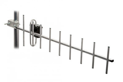 Внешняя антенна GSM для усилителя связи 900 МГц 10 дБи
