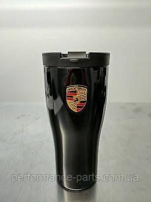 Термокружка Porsche High-end Thermal Beaker, Black, артикул WAP0500630H