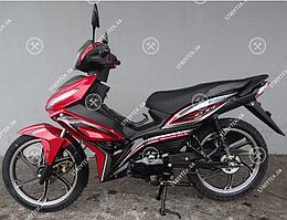 Forte FT125-FA Мотоцикл (красный)