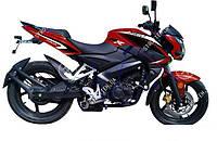Мотоцикл Forte FT300-C5C красный