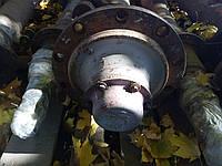 Ось SAF (старого образца, 6 болтов) RSM 11242 (длинна 2350, рессорная 1200, кронштейны камер 450)