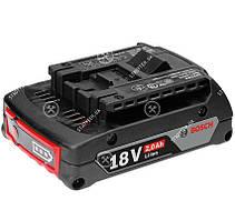 Bosch GBA 18V 2.0 Ah M-B Аккумуляторный блок (1600Z00036)