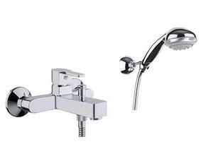 Змішувач для ванни SANTAN KALOS 76CR7450 з душовим гарнітуром